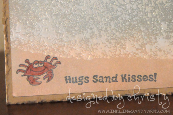 Hugs Sand Kisses