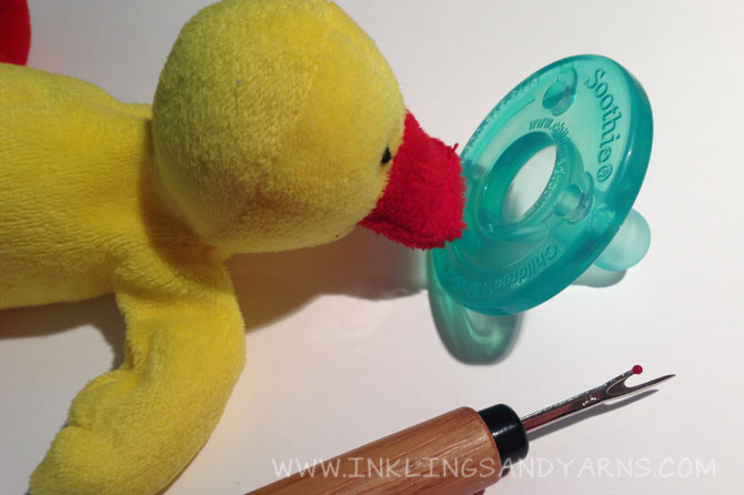 How to Change the Pacifier on a Wubbanub
