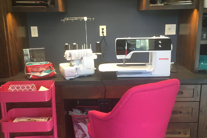 Christy's Sewing Room
