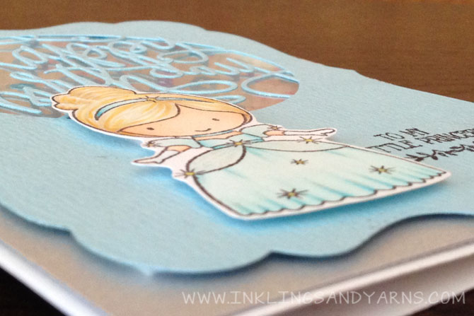 Cinderella Card Detail