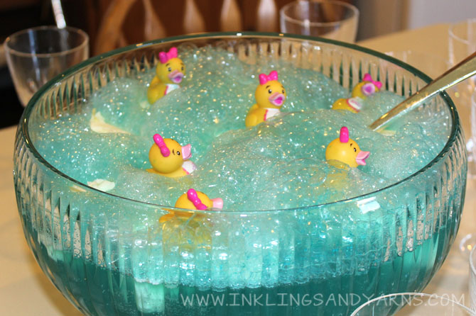 duckling baby shower